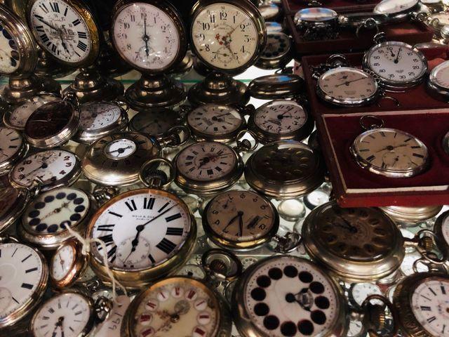 Relojes Antiguos De Segunda Mano Por 13000 En Mollerussa En Wallapop