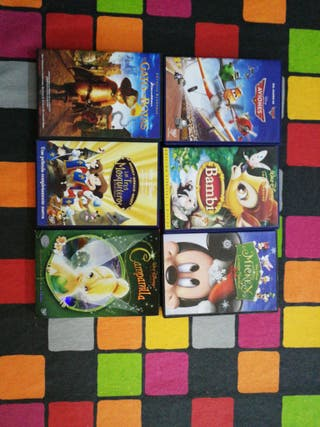 DVD lote