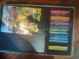 Monopoly Los Simpsons