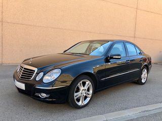 Mercedes Benz E280cdi avantgarde!!192cv