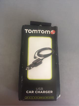 Usb car charge Tomtom