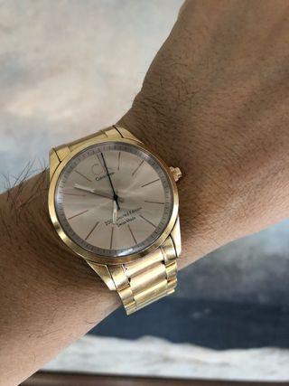 Reloj Calvin klein 2007 LIMITED EDITION Swiss Made