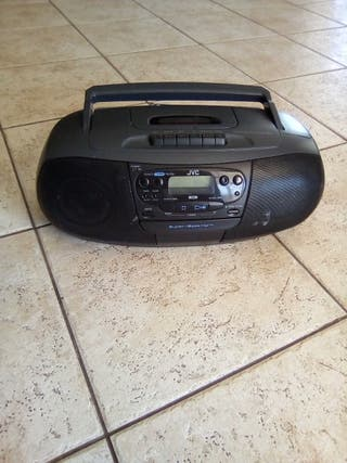 radio cd jvc de segunda mano en valencia en wallapop. Black Bedroom Furniture Sets. Home Design Ideas