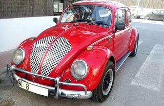 Volkswagen Beetle 1967 Escarabajo