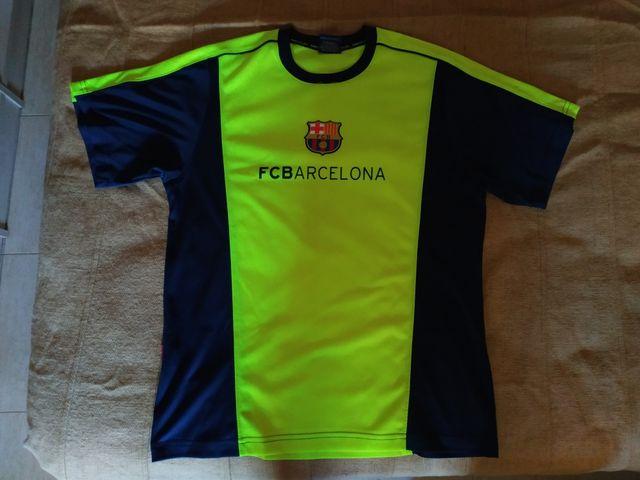 Camiseta F.C. Barcelona. de segunda mano por 10 € en Alicante en ... 10e52d07f04