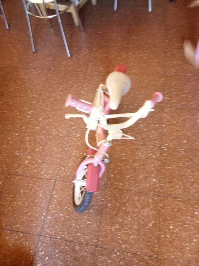 bicicleta bici para niñas