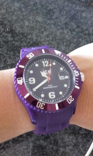rellotge Ice watch lila