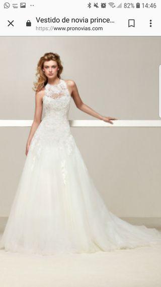 vestido de novia pronovias de segunda mano en la provincia de