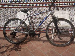 Bicicleta de montaña Globetrotter ALU726SX