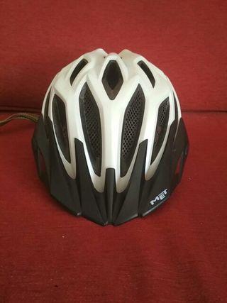 casco MET MTB y Carretera