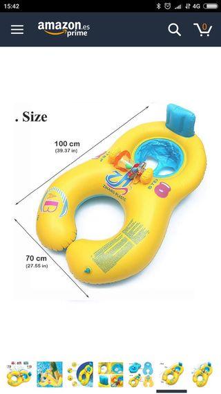 Flotador para bebé. Nuevo