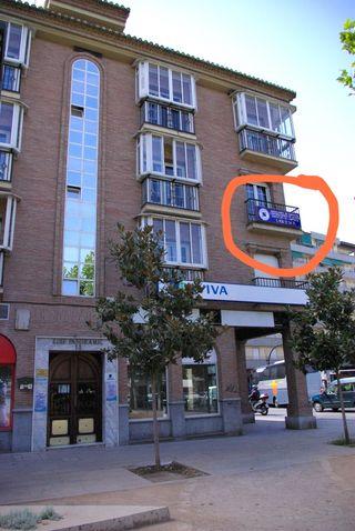 Carteles / Letreros para balcon