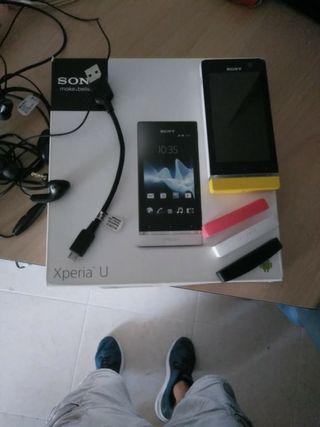 smartphone sony Xperia u