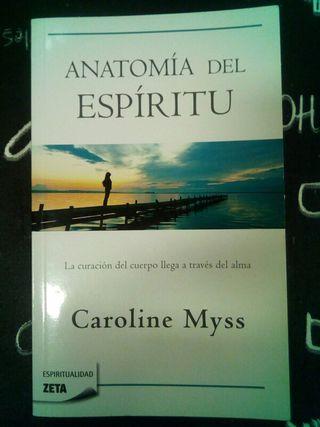 Anatomía del espíritu - Caroline Myss de segunda mano por 2 € en ...