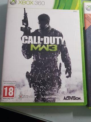 COD MW3 mas Battlefield 3 PS3 & XBOX360