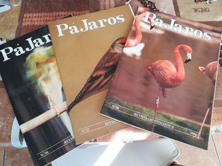 revistas Pájaros