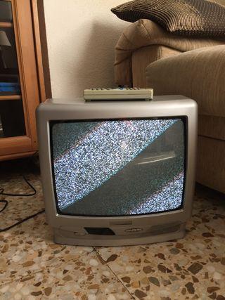 Tv grundig de tubo