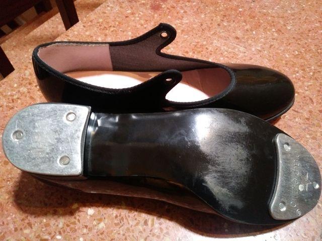 Zapatos de claqué Capezio 33-34