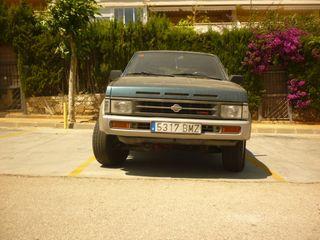 Nissan Terrano 1993 2.7 turbo diesel