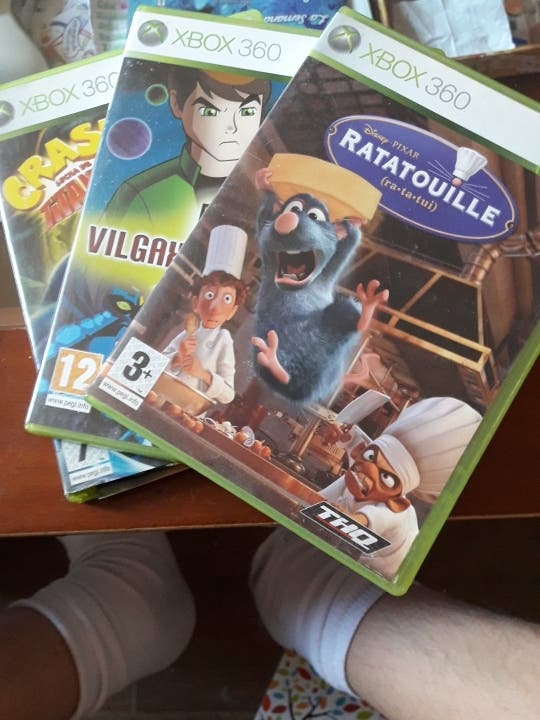 Juegos Infantiles De Xbox 360 De Segunda Mano Por 15 En