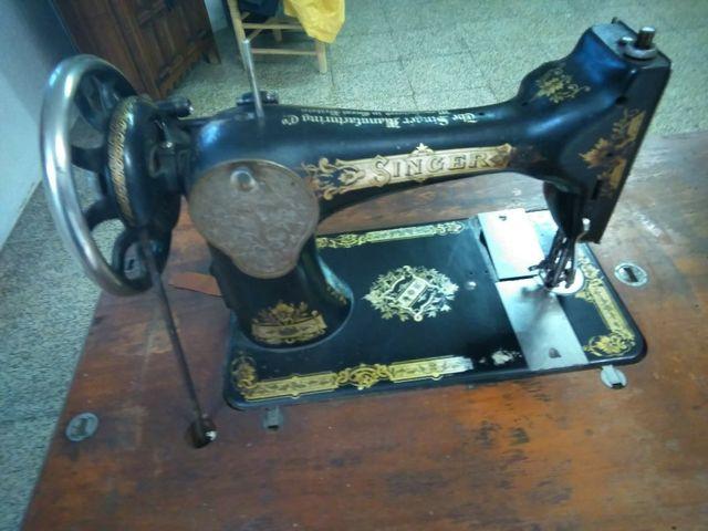 maquina de coser singer