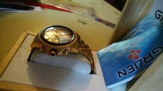 Reloj Gruen swiss
