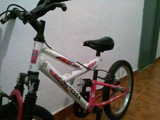 oferton ,bicicleta niña
