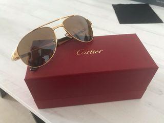 Gafas Aviador Cartier