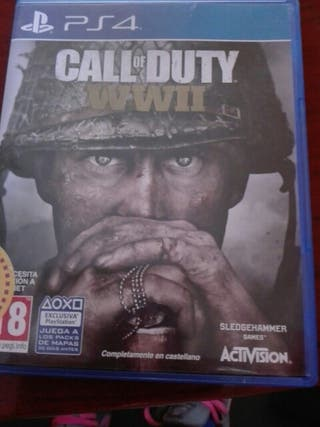 juego call of duty ww2