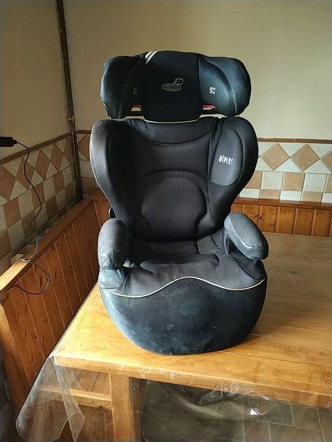 Vendo silla para coche