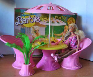Barbie California Dream Patio Party
