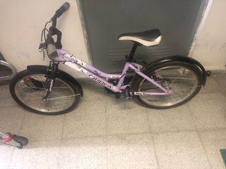 Bicicleta de niña Orbea
