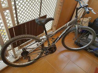 bicicleta 22 pulgadas marca Anvers