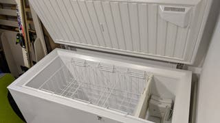 Congelador arcó 120x50x80cm Balay