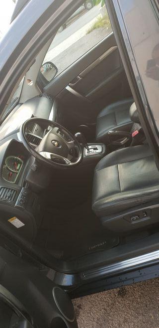 Chevrolet Captiva 4x4