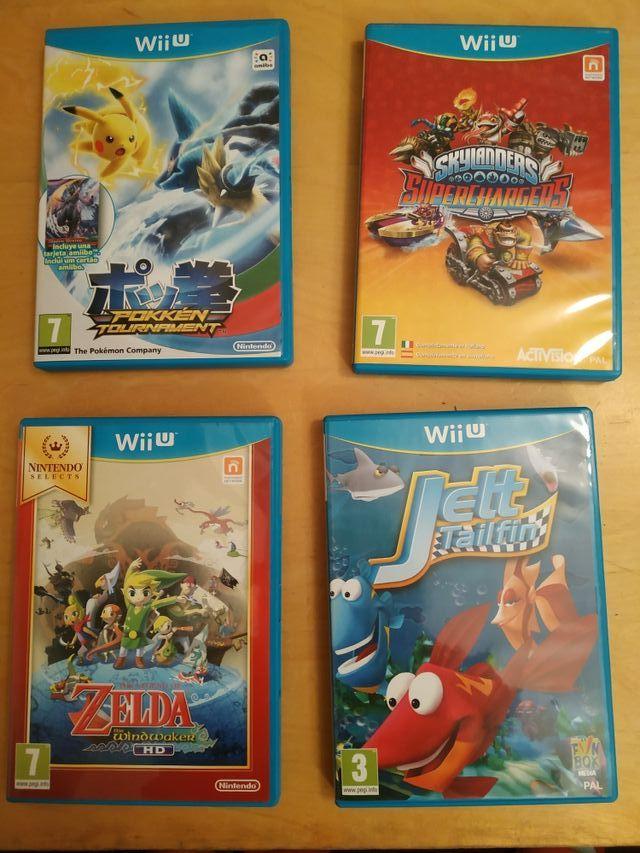 Juegos Wii U De Segunda Mano Por 12 En Madrid En Wallapop