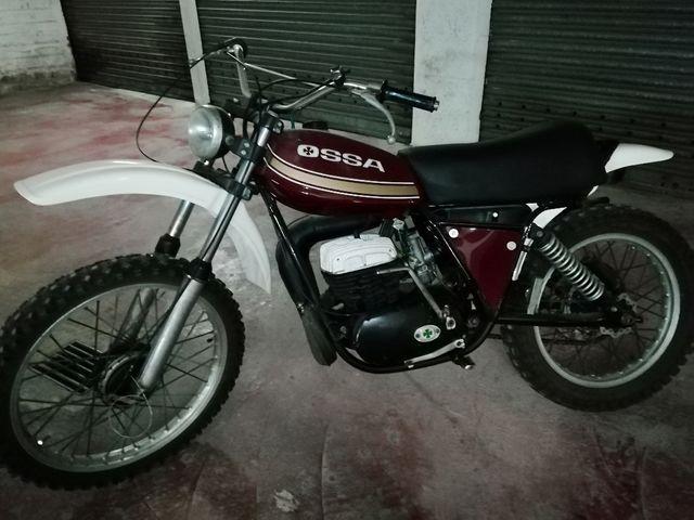 ossa desert phantom 250cc
