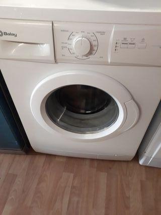 Lavadoras balay de 6kg 1000rpm 110€con garanti