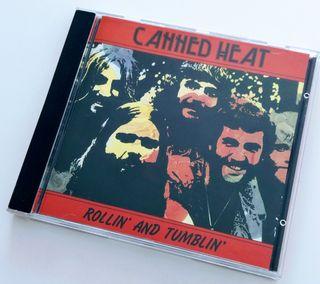 Cd. ROLLIN' AND TUMBLIN' -CANNED HEAT-