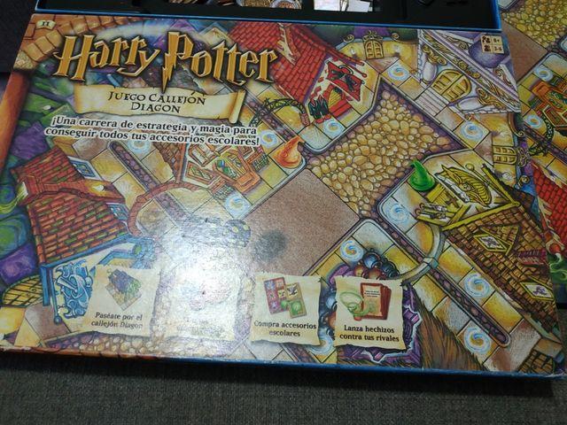 Juego De Mesa Harry Potter De Segunda Mano Por 5 En Barcelona En