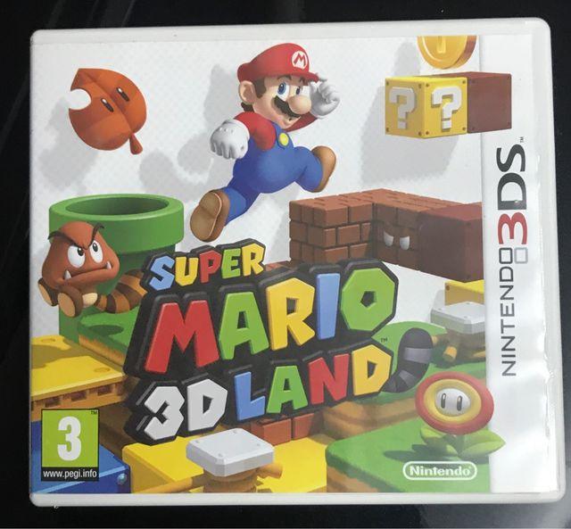 Juego Super Mario 3d Land Para Nintendo 3ds De Segunda Mano Por 12