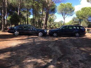 Mercedes-Benz Clase E Clase CL Pack