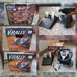 Volante V-rally de play 1