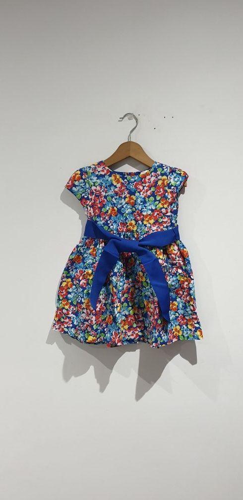 2f9b1c03b Nuevo vestido + ranita bebé niña ralph lauren de segunda mano por 35 ...