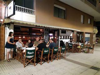URGE Traspaso bar cafeteria frankfurt restaurante pizzeria (negociable)