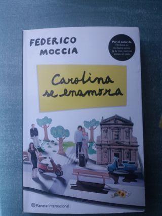 """libro """"Carolina se enamora"""""""