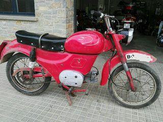 Moto Guzzi Larios 110 cc