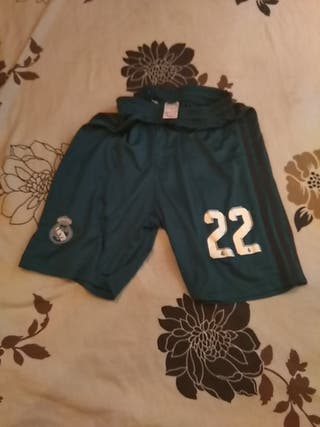 pantalón fútbol real madrid