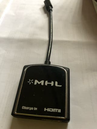 Conector hdmi/tablet
