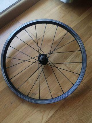 Llanta 20 pulgadas bici plegable